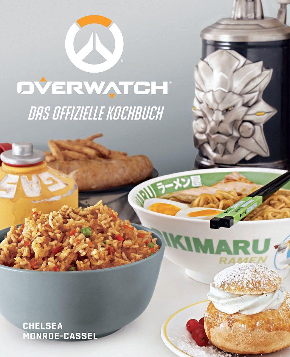 Overwatch Overwatch: Das offizielle Kochbuch Sachbuch multicolor 978-3-8332 -3840-6