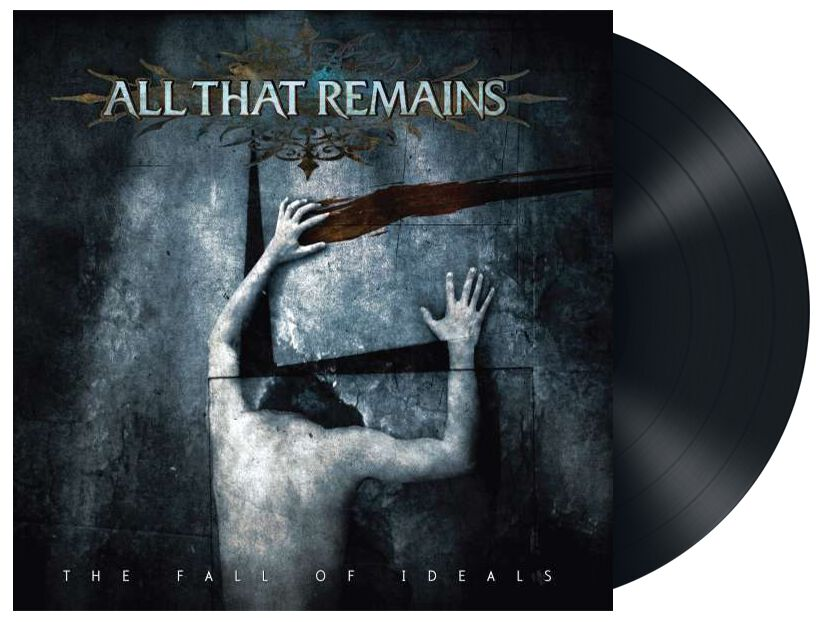 Image of All That Remains The fall of ideals LP Standard