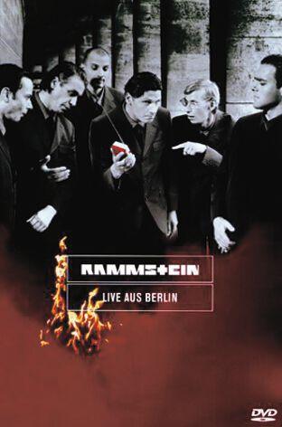 Rammstein Live aus Berlin DVD Standard