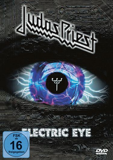 Image of   Judas Priest Electric eye DVD standard