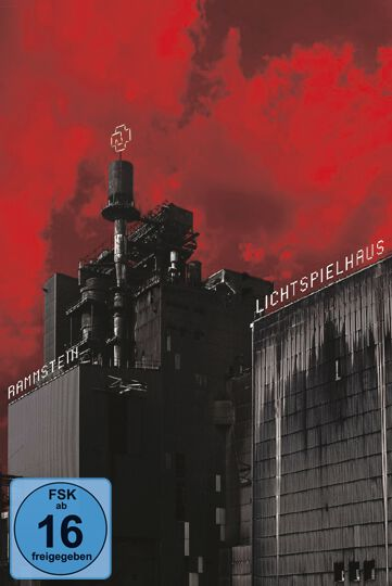 Image of   Rammstein Lichtspielhaus DVD standard