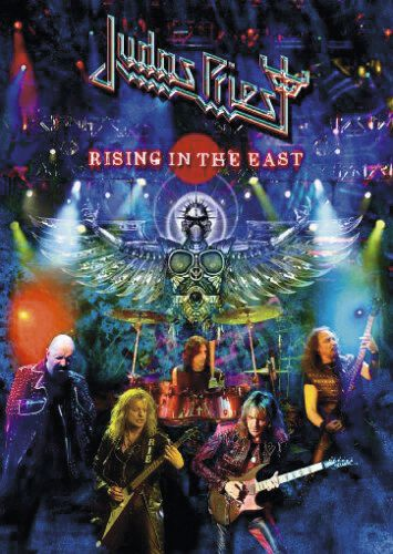 Image of   Judas Priest Rising in the East DVD standard