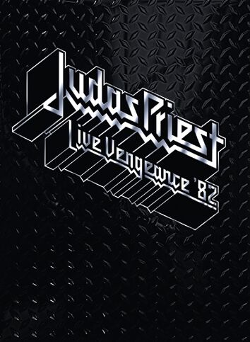 Image of   Judas Priest Live vengeance '82 DVD standard