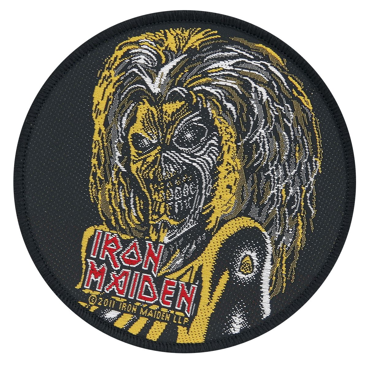 Image of   Iron Maiden Eddie Patch standard