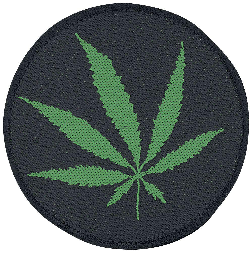 Fun & Trends - Naszywki - Naszywka Cannabis Naszywka standard - 800368