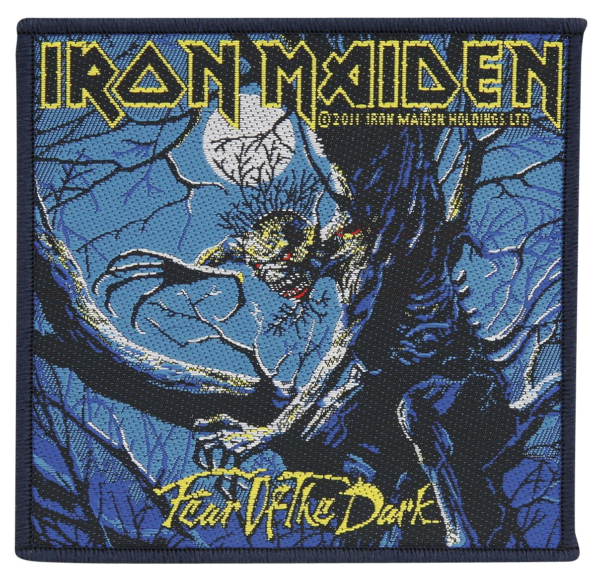Image of   Iron Maiden Fear Of The Dark Patch standard