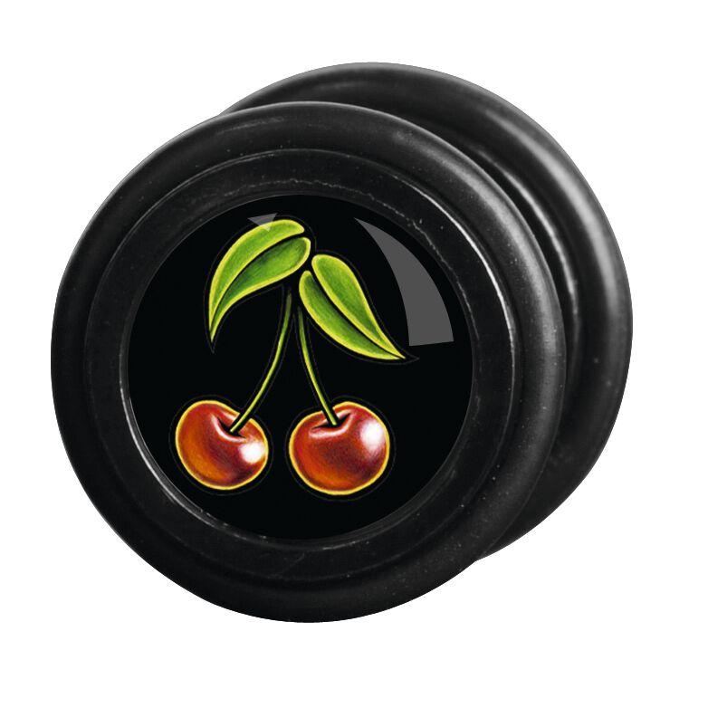 Image of Wildcat Cherry Fake Plug Set schwarz