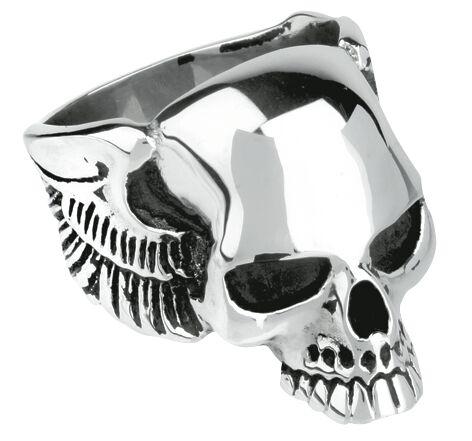Ringe für Frauen - Eagleskull Ring Standard  - Onlineshop EMP