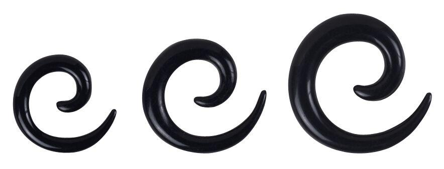 Wildcat Dehn-Spiralen - Black Dehnungsspirale s...