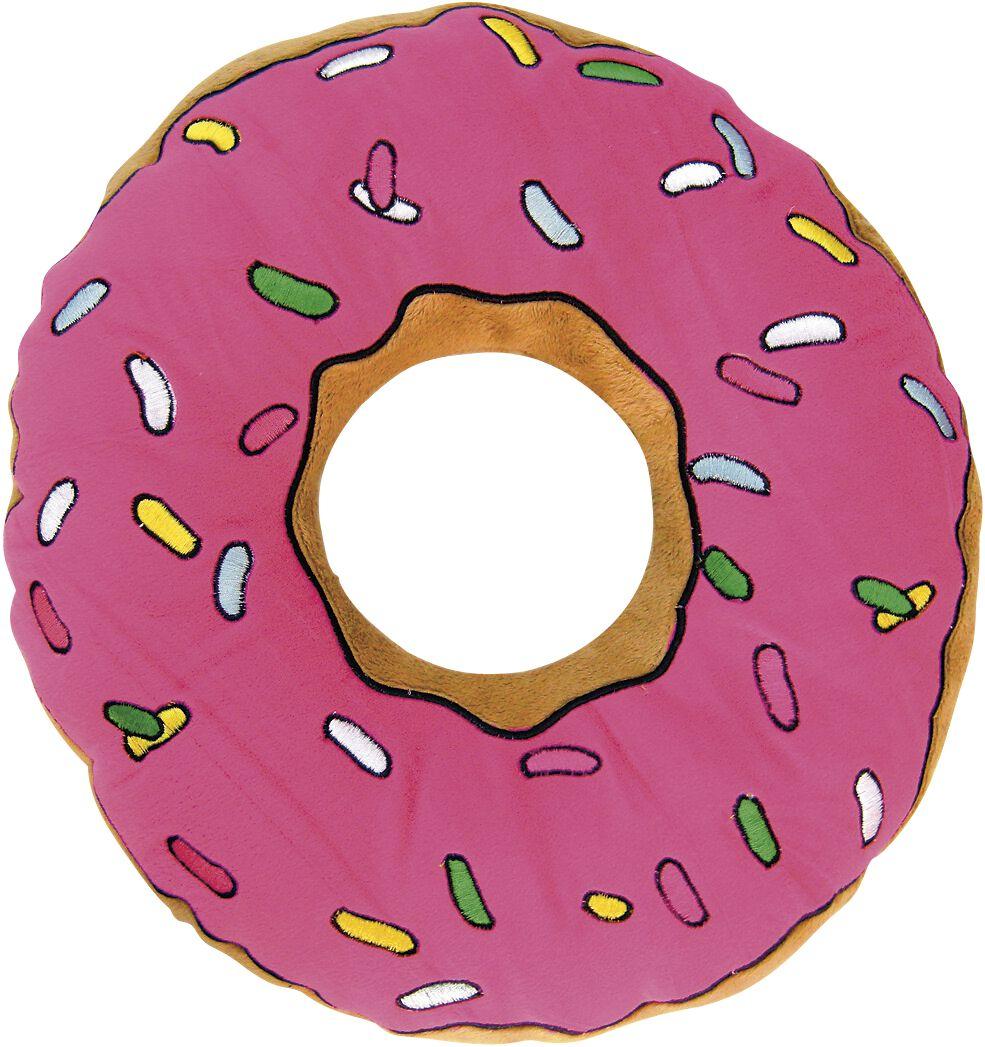 Donut   die simpsons   kussens   100% polyester