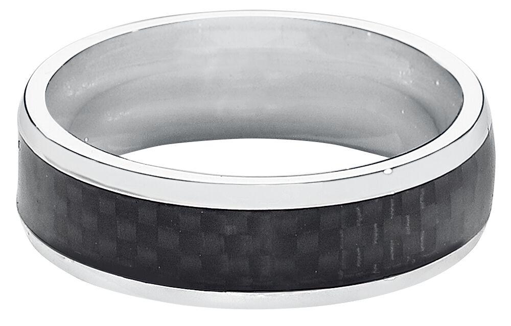 Ringe für Frauen - Carbon Ring Ring Standard  - Onlineshop EMP