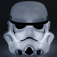 Stormtrooper / Star Wars / Table Lamp