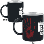 Hand - Heat Change Mug / The Walking Dead / Cup