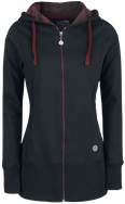 Freaking Out / RED by EMP / Hooded zip