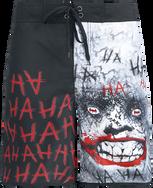 The Joker Hahaha Swim Shorts