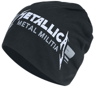 Metal Militia Bars - Light Beanie / Metallica / Beanie