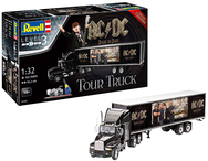 Rock Or Bust World Tour - Truck (Limited Edition) / AC/DC / Model Assembly Kit