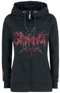 EMP Signature Collection / Slipknot / Hooded zip