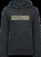Cross Guns / Five Finger Death Punch / Hooded sweater