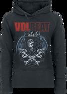Voodoo Boogie / Volbeat / Hooded sweater