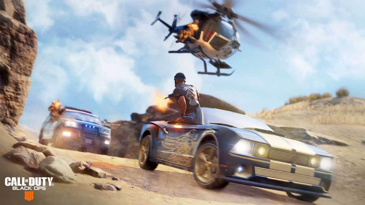 Es gibt wieder massig Action im neuen Call of Duty-Update.