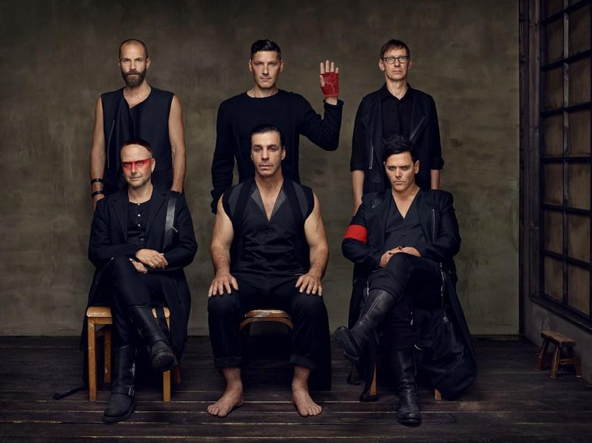 Rammstein - Band03
