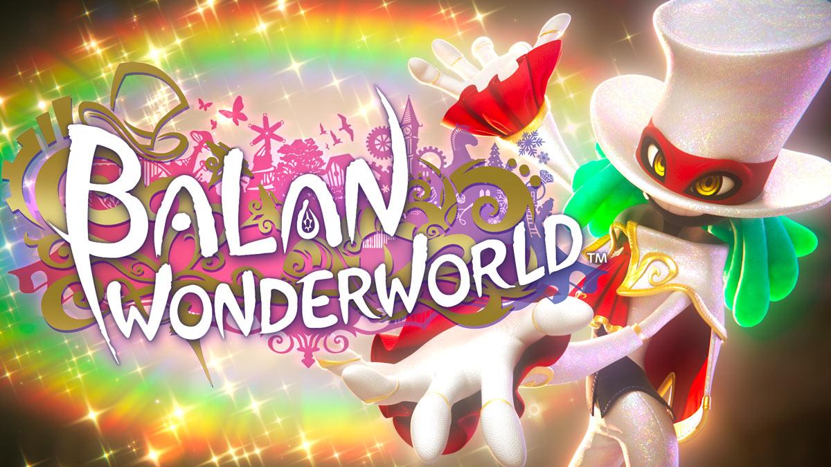 Balan Wonderworld erscheint am 26. März 2021.