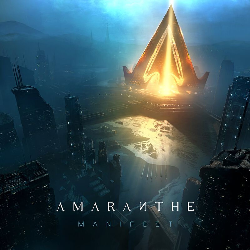 Amaranthe - Cover