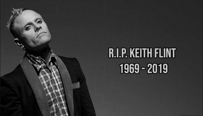 Keith Flint - Banner