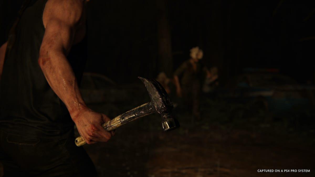 The Last of Us II beeindruckt mit atemberaubender Grafik.