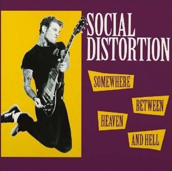 Social Distortion - Cover
