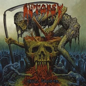 Autopsy - Cover