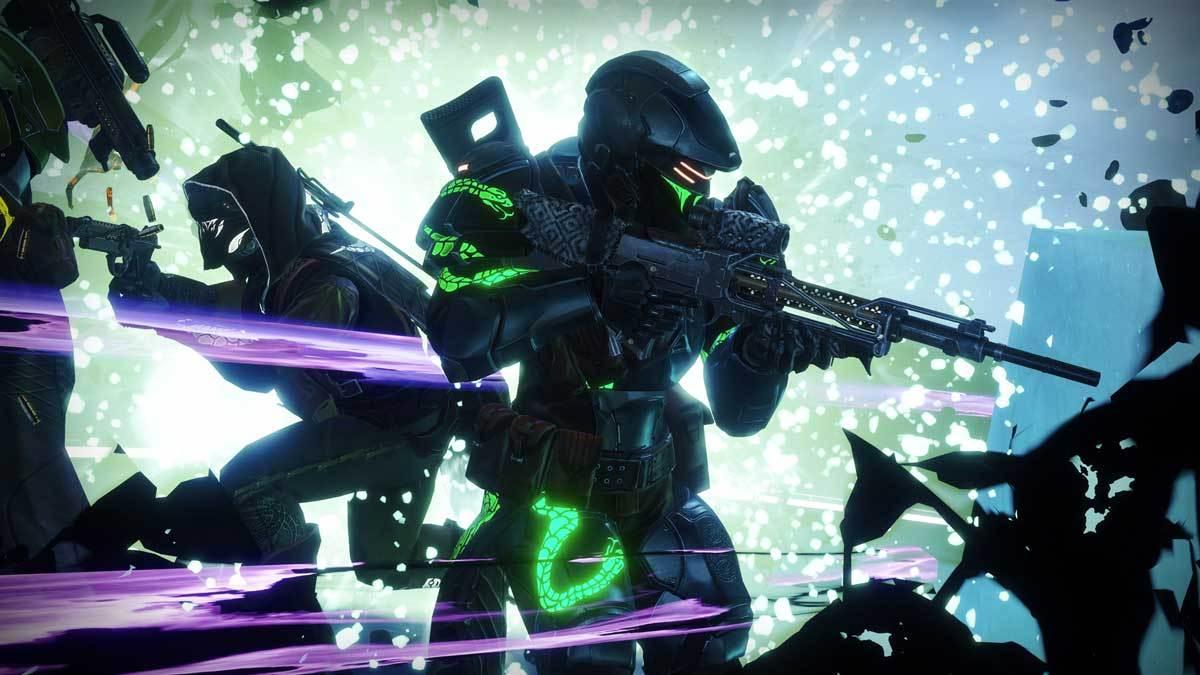 Destiny 2 gefällt Sebastian am besten auf der Konsole - wobei auch die PC-Version bockt.