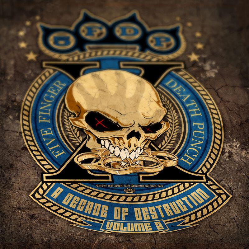 Five Finger Death Punch - Cover