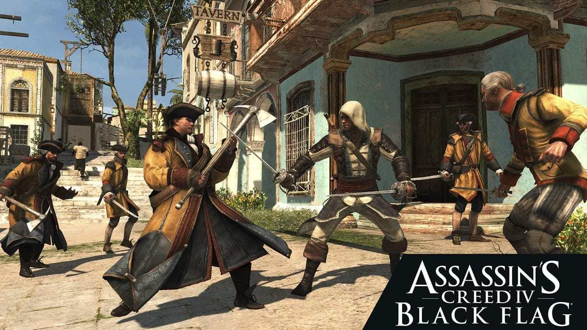 Assassin's Creed Black Flag war und ist besonders beliebt.