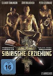 Sibirische Erziehung - Cover