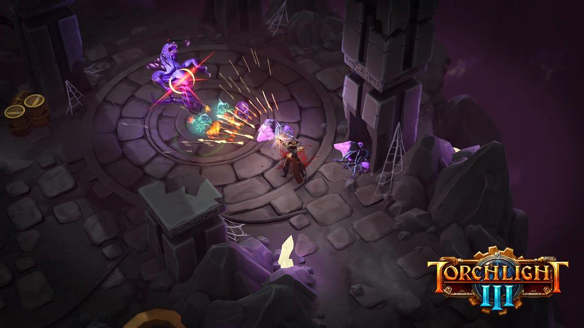 Torchlight III erscheint im Sommer 2020 auf Steam, Konsolen folgen.