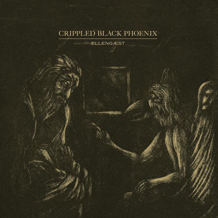 Crippled Black Phoenix - Cover