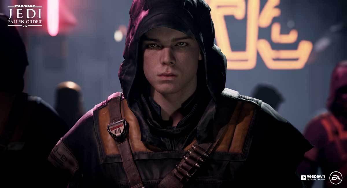 Cal Kestis ist der neue Protagonist - ein gänzlich neuer Charakter.