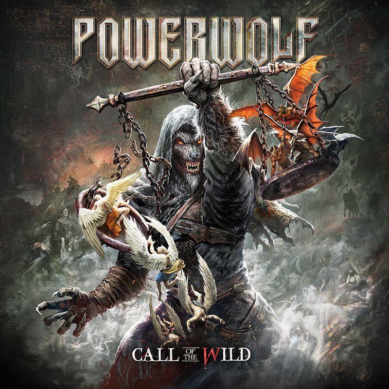 Powerwolf - Cover