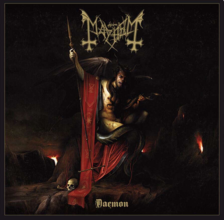 Mayhem - Cover