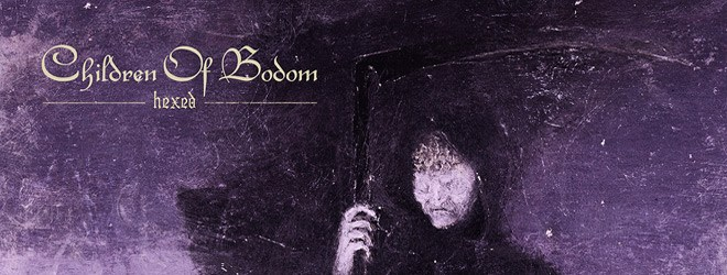 Children Of Bodom - Banner