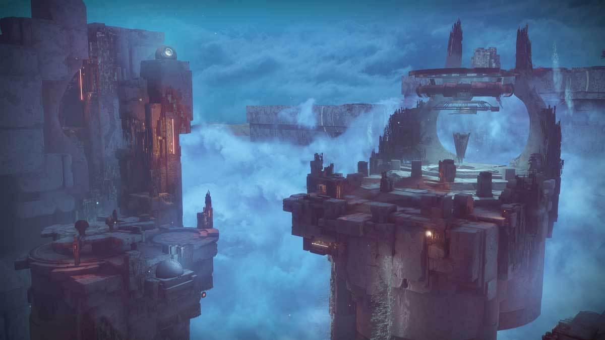 Fette Kulissen - das kann Destiny 2 einfach wahnsinnig gut.