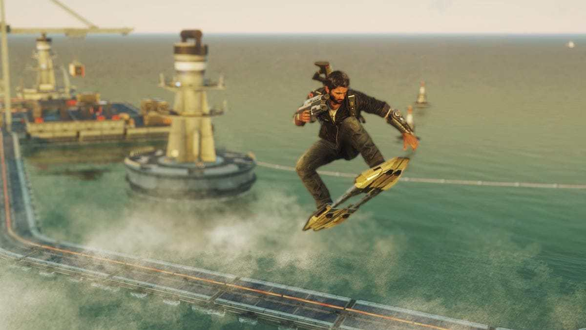 Rico Rodriguez hat nun ein Hoverboard!