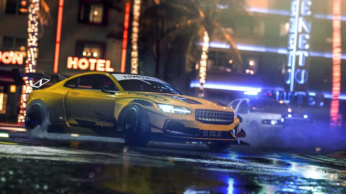 Need for Speed Heat erscheint am 8. November als Multiplattformer.