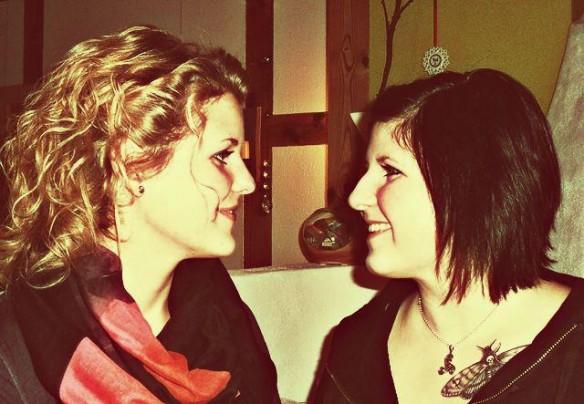 Blogparade Stephie und ihre Schwester