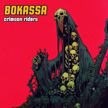 Bokassa - Cover