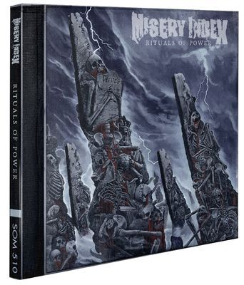 Misery Index - Cover