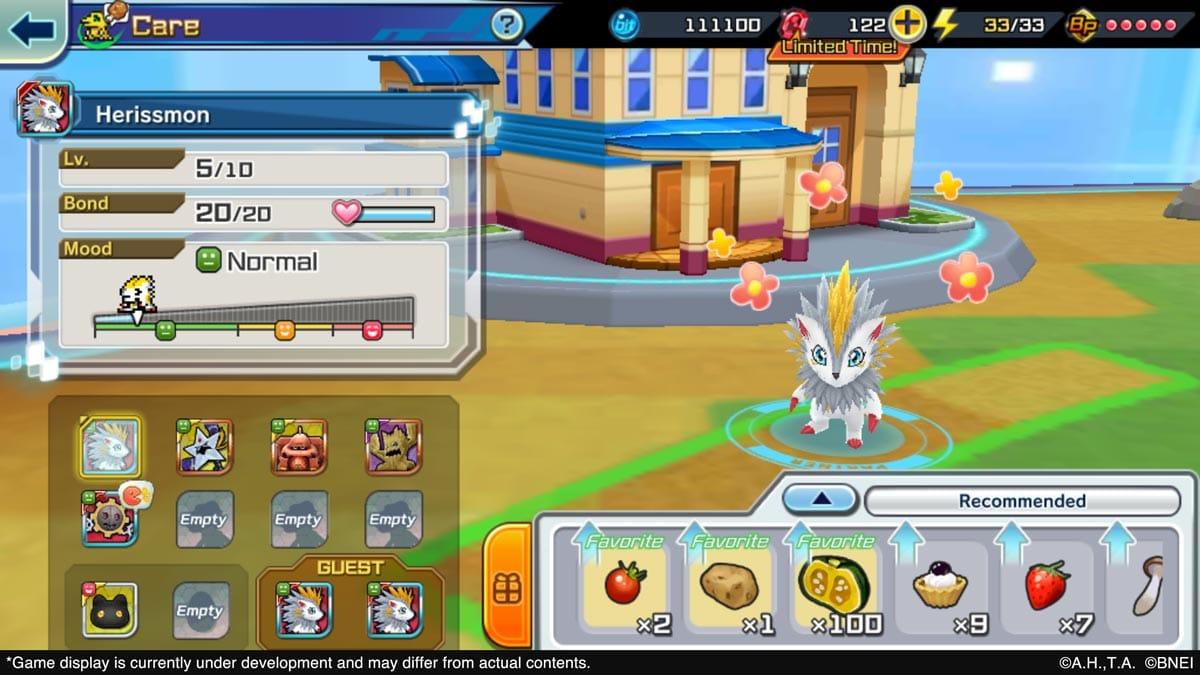 Viel Spielerei für nebenher: Digimon ReArise.