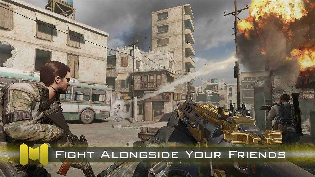 Call of Duty: Mobile - der Releasetermin ist noch offen.